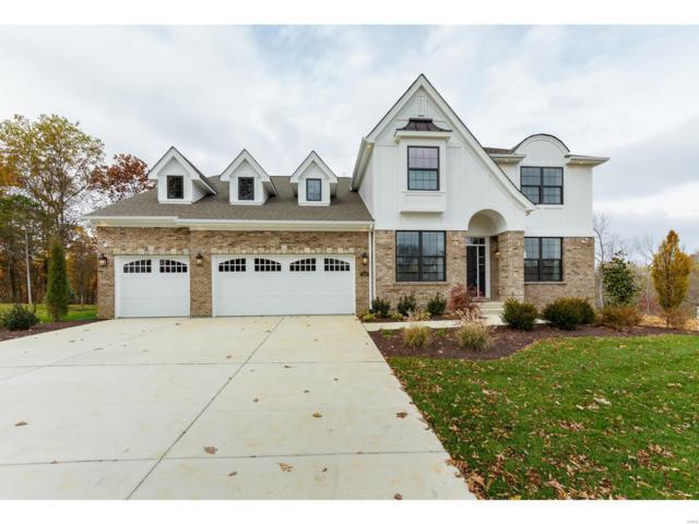 1301 Silver Fern Drive, Lake St Louis, MO 63367 (#18072185) :: Kelly Hager Group | TdD Premier Real Estate