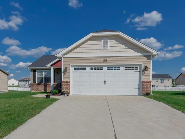 324 Aspen Creek, Wentzville, MO 63385 (#18072547) :: Kelly Hager Group | TdD Premier Real Estate