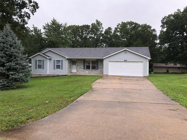 849 Marlette Dr, Bourbon, MO 65441 (#18072602) :: Clarity Street Realty