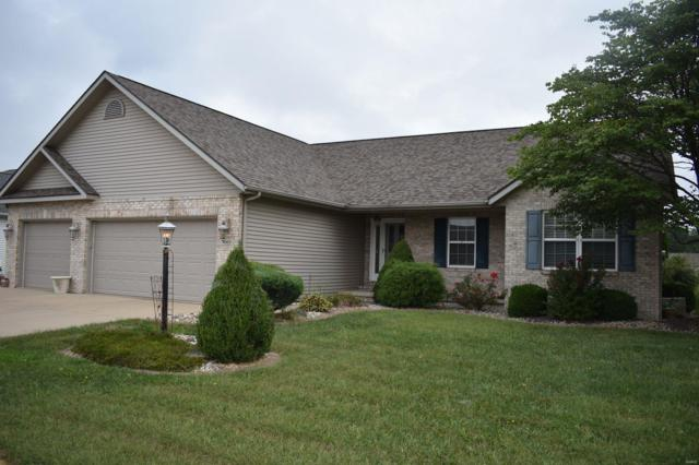1015 Deer Run Court, STAUNTON, IL 62088 (#18072827) :: St. Louis Finest Homes Realty Group