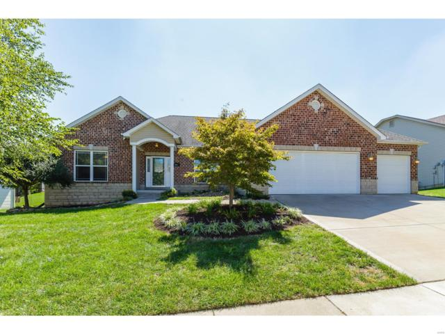 804 Kevin Drive, Wentzville, MO 63385 (#18073095) :: Kelly Hager Group | TdD Premier Real Estate