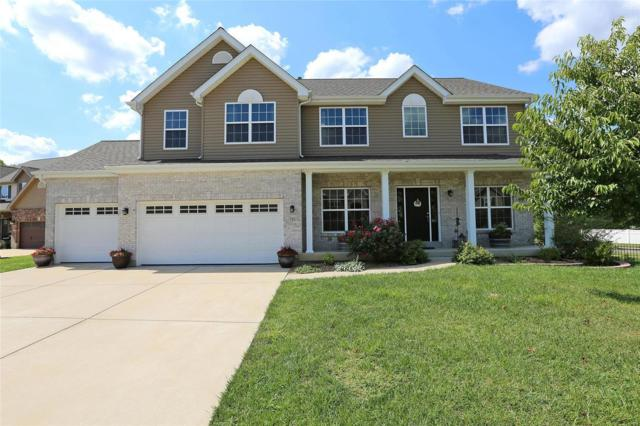 721 Tuscan Valley Court, Manchester, MO 63021 (#18073135) :: The Kathy Helbig Group