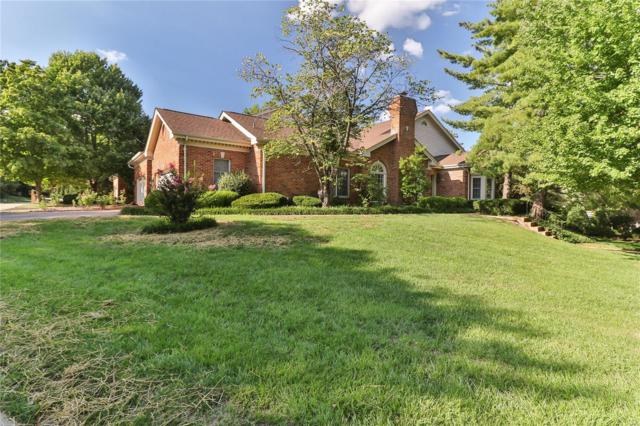 13311 Fairfield Circle Drive, Chesterfield, MO 63017 (#18073153) :: The Kathy Helbig Group