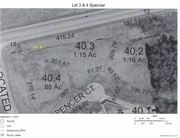 0 Lot 4 Spencer, Pacific, MO 63069 (#18073191) :: Parson Realty Group