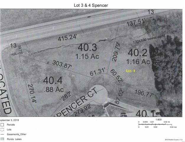3 Lot 3 Spencer, Pacific, MO 63069 (#18073200) :: Parson Realty Group