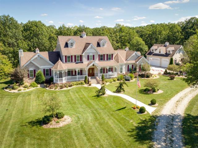 19817 Fox Creek Drive, Warrenton, MO 63383 (#18073249) :: The Becky O'Neill Power Home Selling Team