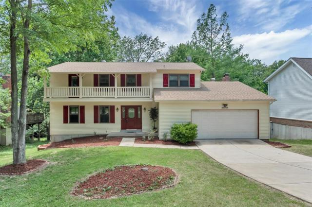 121 Hidden Creek Drive, Ellisville, MO 63011 (#18073343) :: PalmerHouse Properties LLC