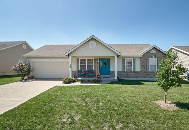 145 Marble Crossing Drive, Wentzville, MO 63385 (#18073416) :: Kelly Hager Group | TdD Premier Real Estate