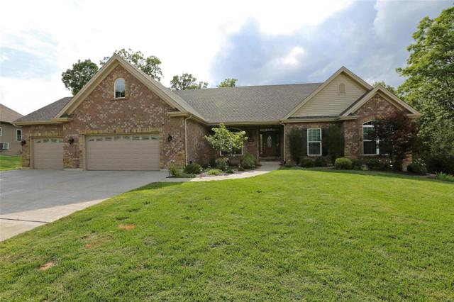 1281 Diamond Valley Drive, High Ridge, MO 63049 (#18073450) :: Holden Realty Group - RE/MAX Preferred
