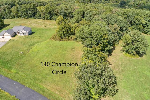 140 Champion Circle, Troy, MO 63379 (#18073486) :: St. Louis Finest Homes Realty Group