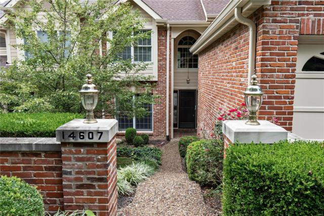 14607 Mallard Lake Drive, Chesterfield, MO 63017 (#18073624) :: Holden Realty Group - RE/MAX Preferred