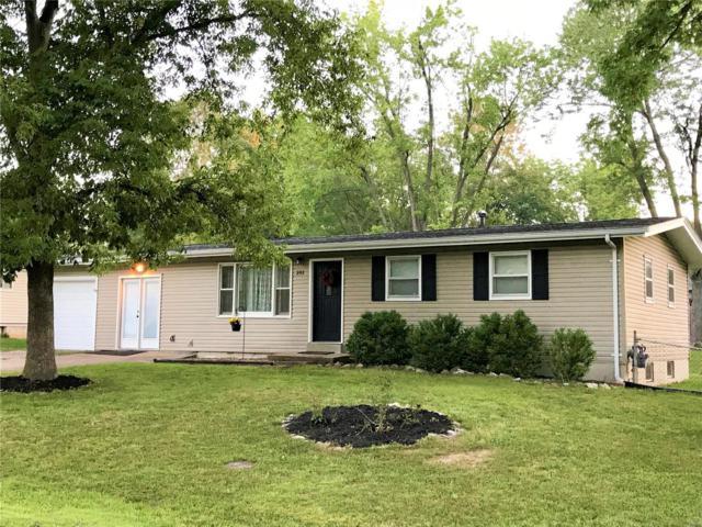 242 Oakridge Lane, Lake St Louis, MO 63367 (#18073629) :: Kelly Hager Group   TdD Premier Real Estate