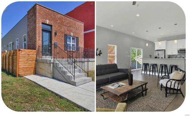 2805 Hickory, St Louis, MO 63104 (#18073670) :: Clarity Street Realty
