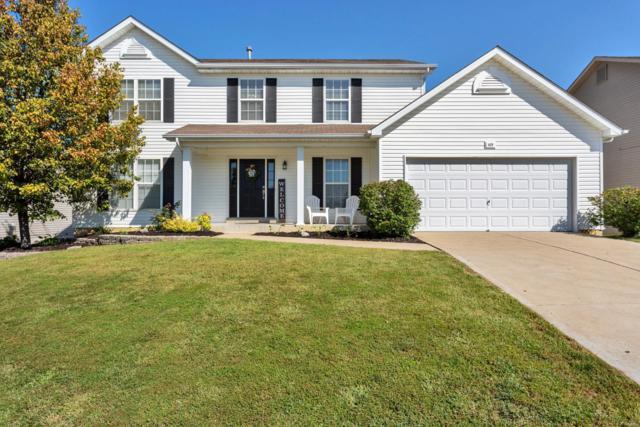 419 Valley Oaks Drive, Wentzville, MO 63385 (#18073770) :: PalmerHouse Properties LLC