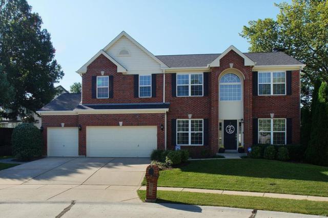808 Jb Hunt Court, Ellisville, MO 63021 (#18073775) :: PalmerHouse Properties LLC