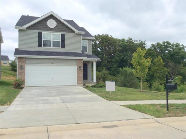 433 Peruque Hills Parkway, Wentzville, MO 63385 (#18073798) :: Kelly Hager Group | TdD Premier Real Estate