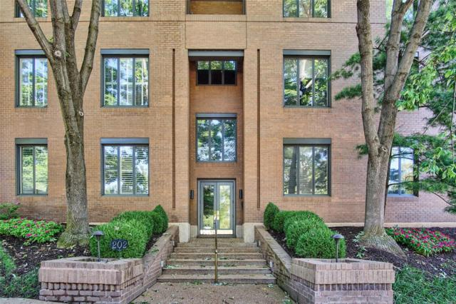 202 N Brentwood 3C, St Louis, MO 63105 (#18073805) :: Clarity Street Realty