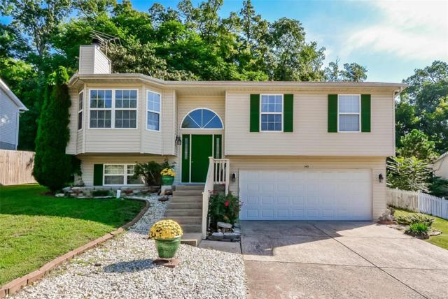 140 Keystone Drive, Fenton, MO 63026 (#18073896) :: PalmerHouse Properties LLC