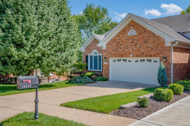 14376 Spyglass Ridge, Chesterfield, MO 63017 (#18073898) :: Walker Real Estate Team