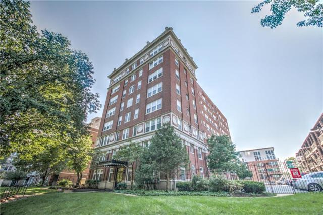5330 Pershing Avenue #401, St Louis, MO 63112 (#18073960) :: St. Louis Finest Homes Realty Group