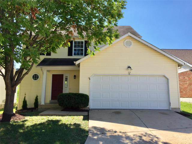 110 Village Circle Drive, Lake St Louis, MO 63367 (#18074031) :: Kelly Hager Group   TdD Premier Real Estate