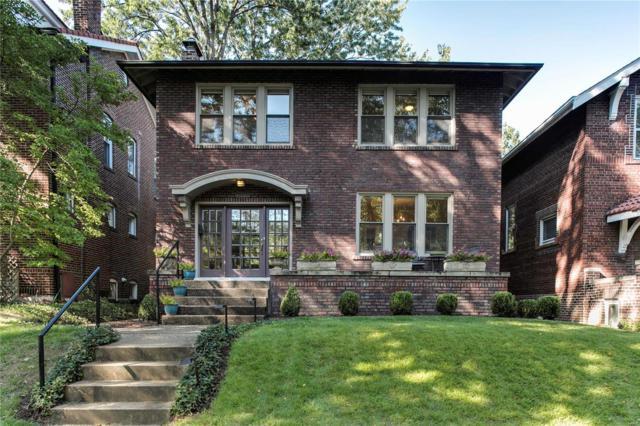 7027 Waterman Avenue, University City, MO 63130 (#18074093) :: Kelly Hager Group | TdD Premier Real Estate