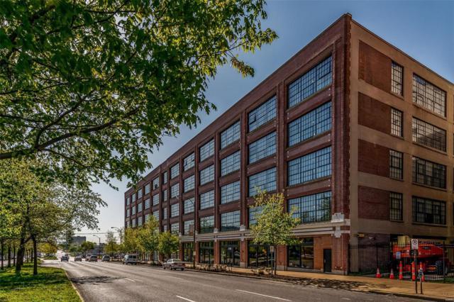 4100 Forest Park Avenue #221, St Louis, MO 63108 (#18074124) :: PalmerHouse Properties LLC