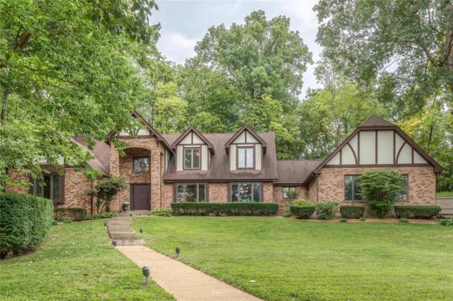 12668 Bradford Woods Drive, Sunset Hills, MO 63127 (#18074139) :: The Becky O'Neill Power Home Selling Team
