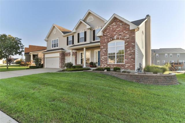 106 Carlton Point, Wentzville, MO 63385 (#18074230) :: Kelly Hager Group | TdD Premier Real Estate