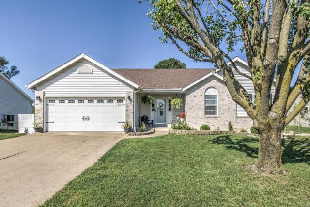 1658 Mount Mckinley Drive, Dardenne Prairie, MO 63368 (#18074251) :: Kelly Hager Group   TdD Premier Real Estate