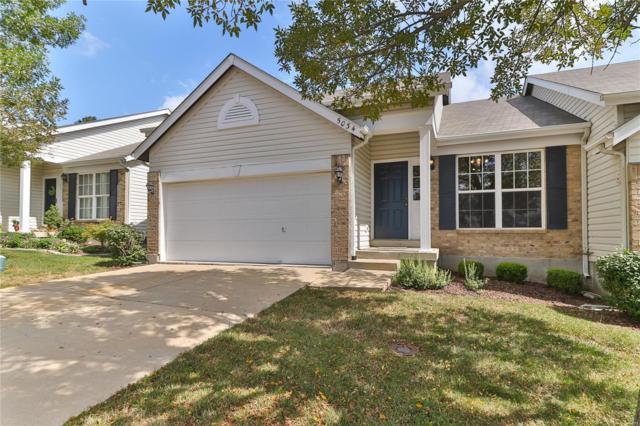5034 Nicholas Ridge Drive, St Louis, MO 63129 (#18074265) :: Clarity Street Realty