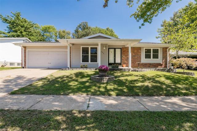 254 Cedar Village Court, Ballwin, MO 63021 (#18074388) :: Kelly Hager Group   TdD Premier Real Estate