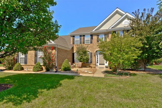 201 Kings Mill Court, Dardenne Prairie, MO 63368 (#18074403) :: PalmerHouse Properties LLC