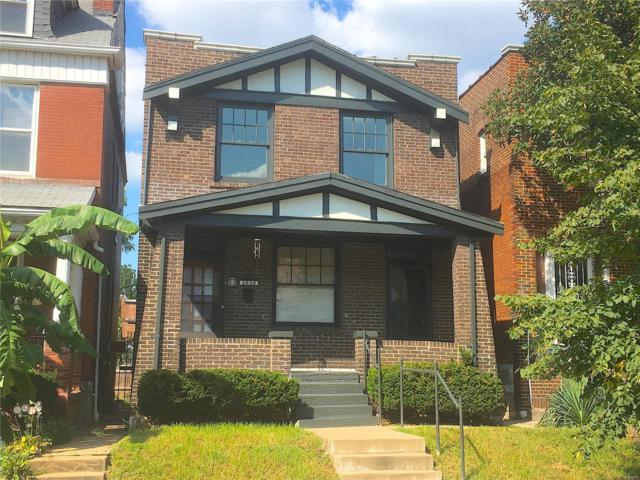 4039 Russell Boulevard, St Louis, MO 63110 (#18074486) :: Clarity Street Realty