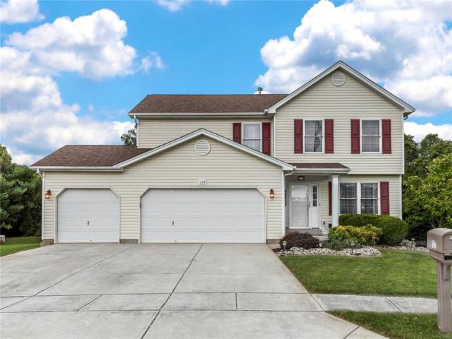157 Pine Hollow Lane, Collinsville, IL 62234 (#18074493) :: Fusion Realty, LLC