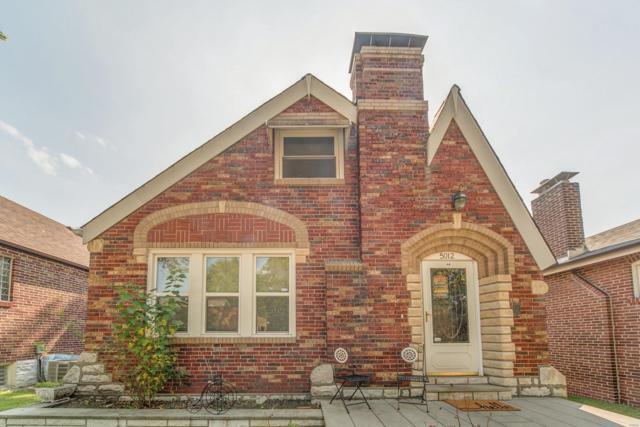 5012 Ray Avenue, St Louis, MO 63116 (#18074516) :: Clarity Street Realty