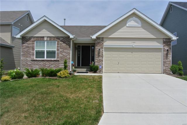 105 Wyndcrest Court, Lake St Louis, MO 63367 (#18074577) :: Kelly Hager Group   TdD Premier Real Estate