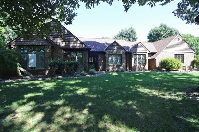 18 Crestwood Drive, Glen Carbon, IL 62034 (#18074616) :: Fusion Realty, LLC