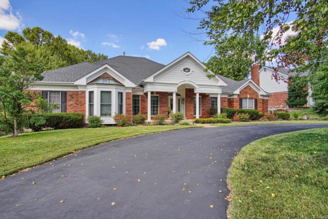 12809 Pointe Drive, Sunset Hills, MO 63127 (#18074629) :: RE/MAX Vision