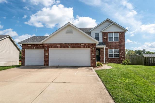 909 Silverlink Drive, O'Fallon, IL 62269 (#18074683) :: St. Louis Finest Homes Realty Group