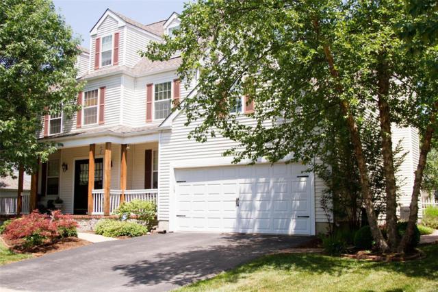 287 Dickens Farm, Ballwin, MO 63021 (#18074712) :: Kelly Hager Group   TdD Premier Real Estate