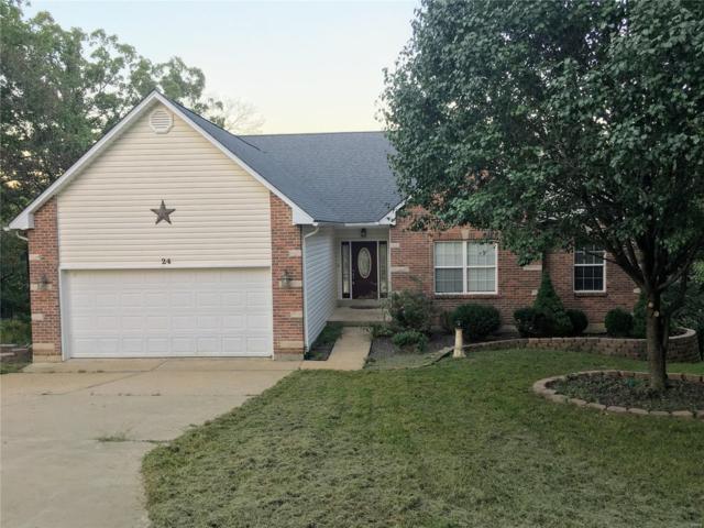 24 Lisa Lane, Bonne Terre, MO 63628 (#18074812) :: St. Louis Finest Homes Realty Group