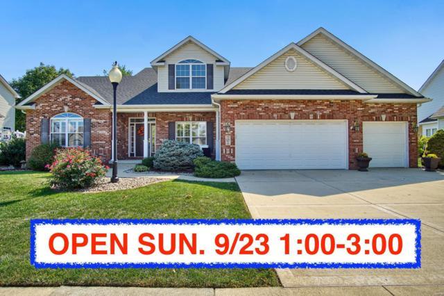 176 Somerset Drive, Glen Carbon, IL 62034 (#18074874) :: Fusion Realty, LLC