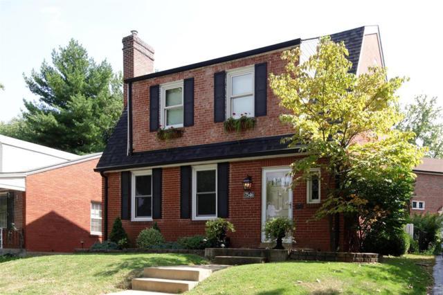7546 Hiawatha Avenue, Richmond Heights, MO 63117 (#18074911) :: Clarity Street Realty