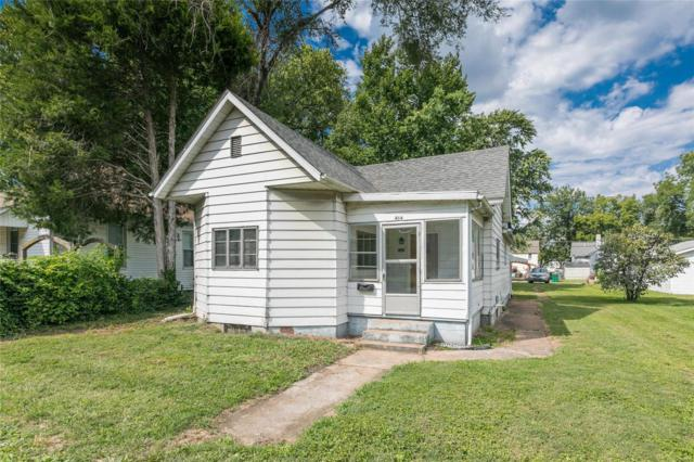 414 W 5th Street, O'Fallon, IL 62269 (#18075020) :: Fusion Realty, LLC