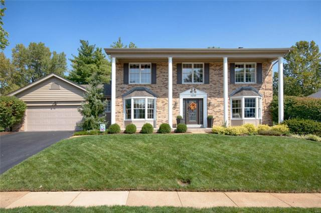 1233 Du Motier, Ballwin, MO 63011 (#18075054) :: PalmerHouse Properties LLC