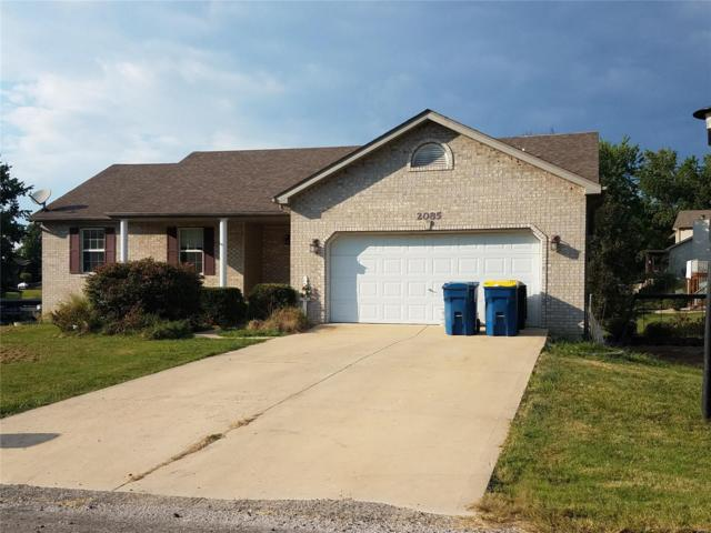 2085 Castle Drive, Edwardsville, IL 62025 (#18075105) :: Fusion Realty, LLC