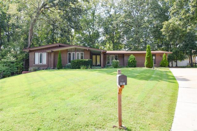 417 Oakmont Circle, Ballwin, MO 63011 (#18075125) :: Kelly Hager Group   TdD Premier Real Estate