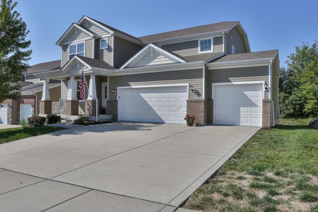 1140 Keighly Xing, Dardenne Prairie, MO 63368 (#18075143) :: PalmerHouse Properties LLC