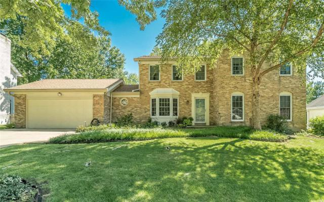16028 Clarkson Woods Drive, Chesterfield, MO 63017 (#18075156) :: RE/MAX Vision